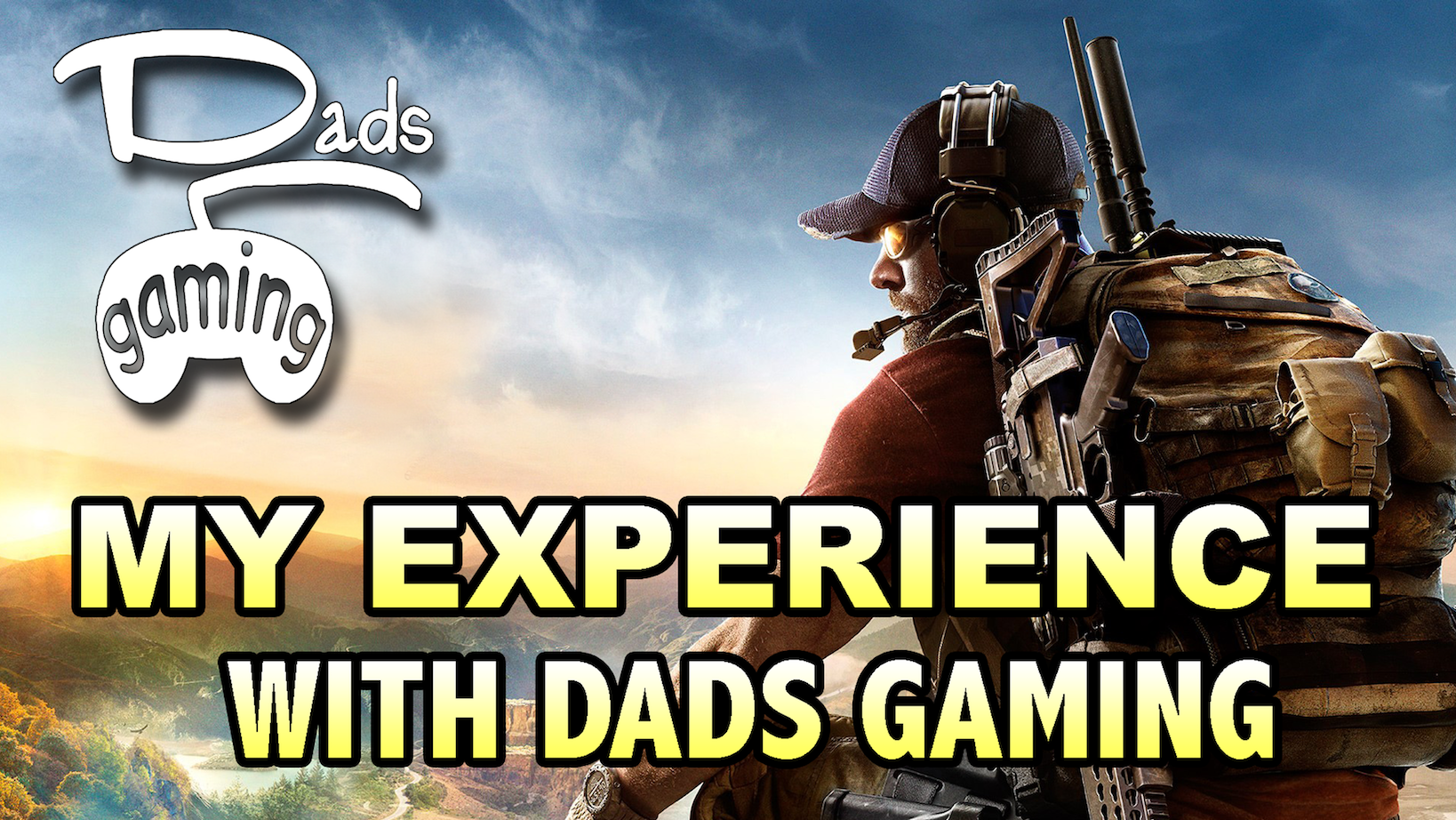 Dads Gaming - Online Community for Dads
